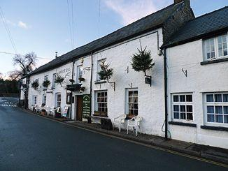 Bed And Breakfast Crickhowell Area