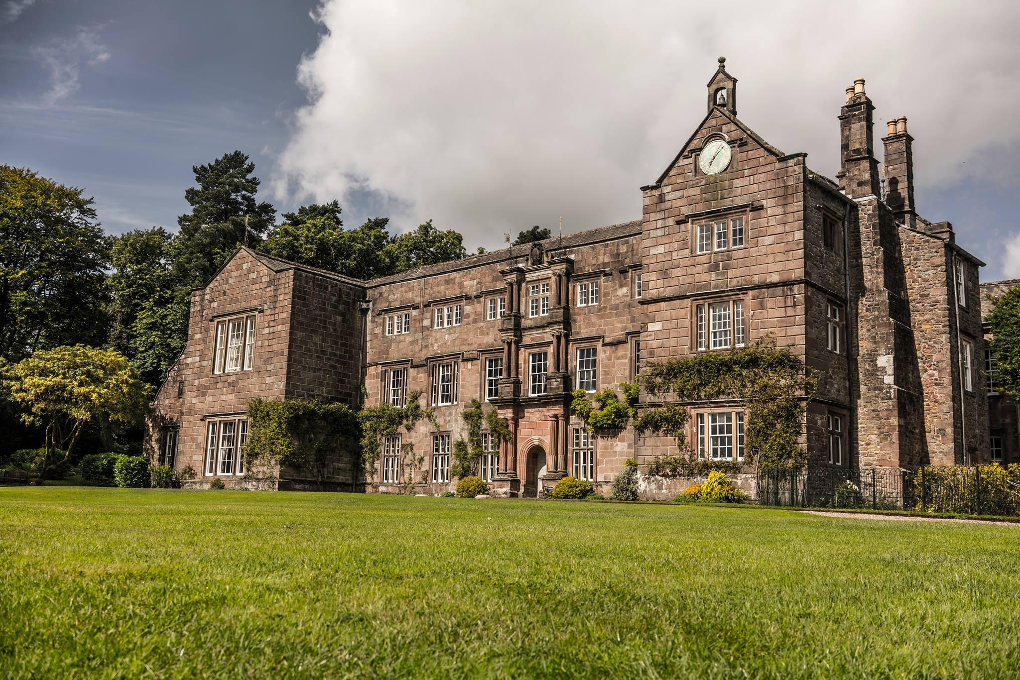 Browsholme Hall & Gardens