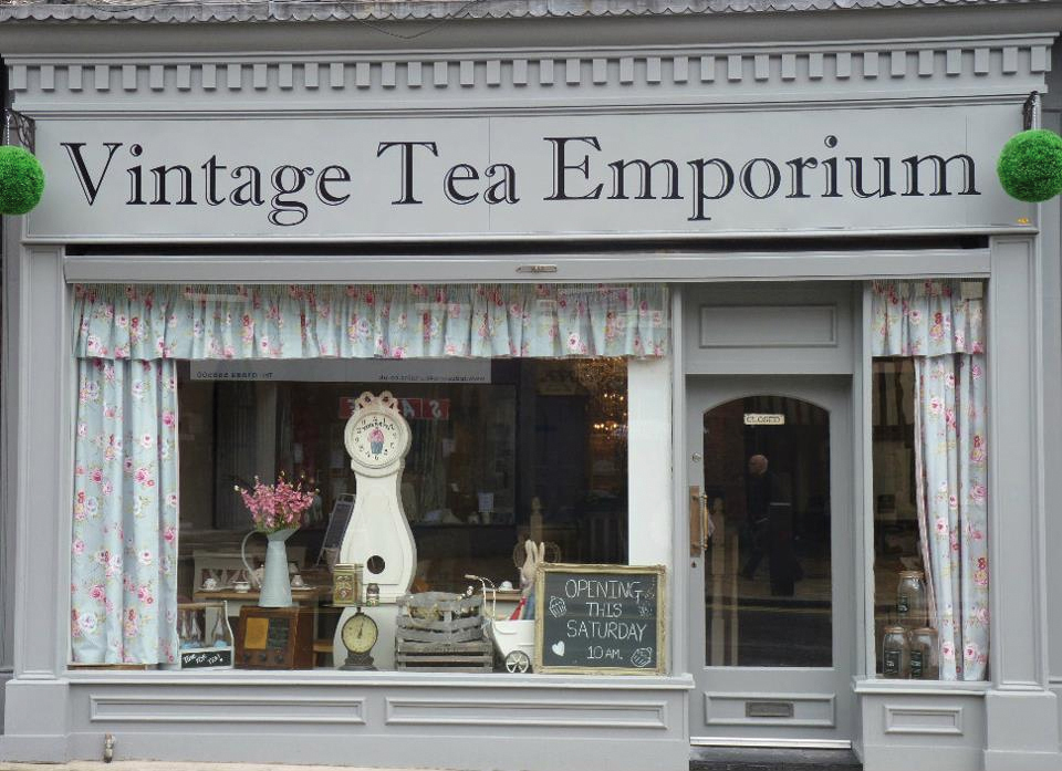 Vintage Tea Rooms Uttoxeter