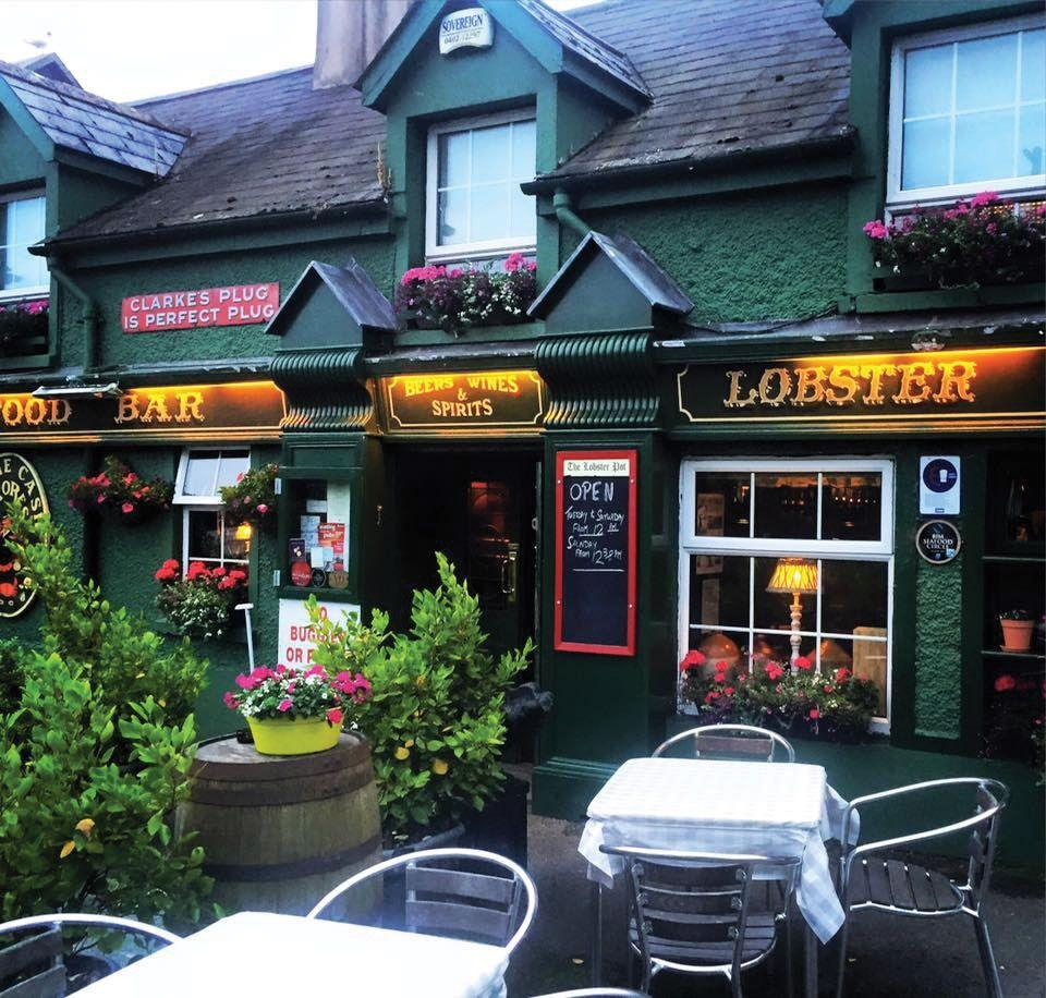 Картинки по запросу ireland rosslare restaurant lobster pot photos