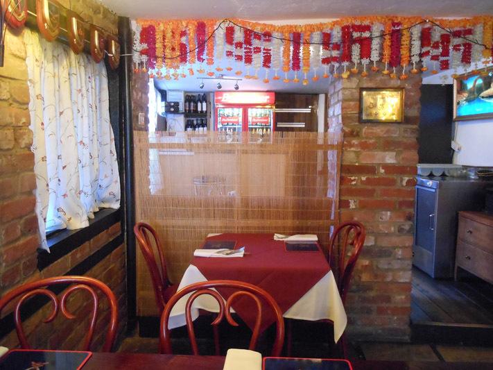 Gurkha Restaurant Blandford Menu