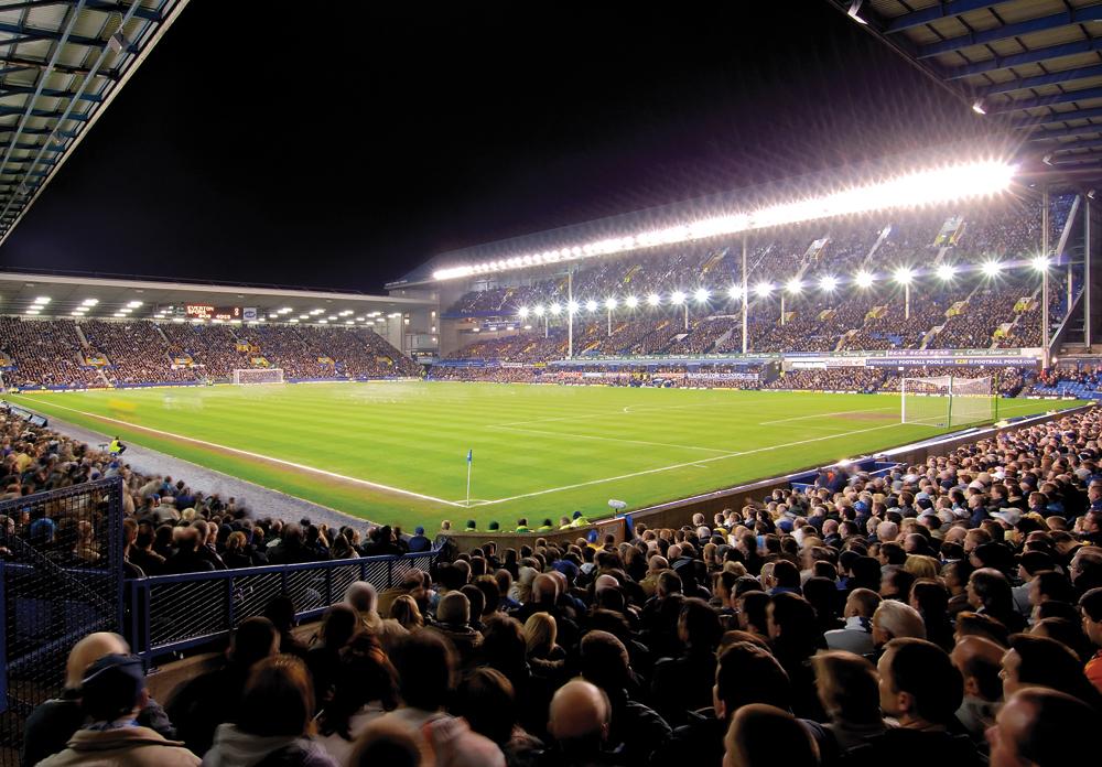 Everton Football Club Stadium Tours