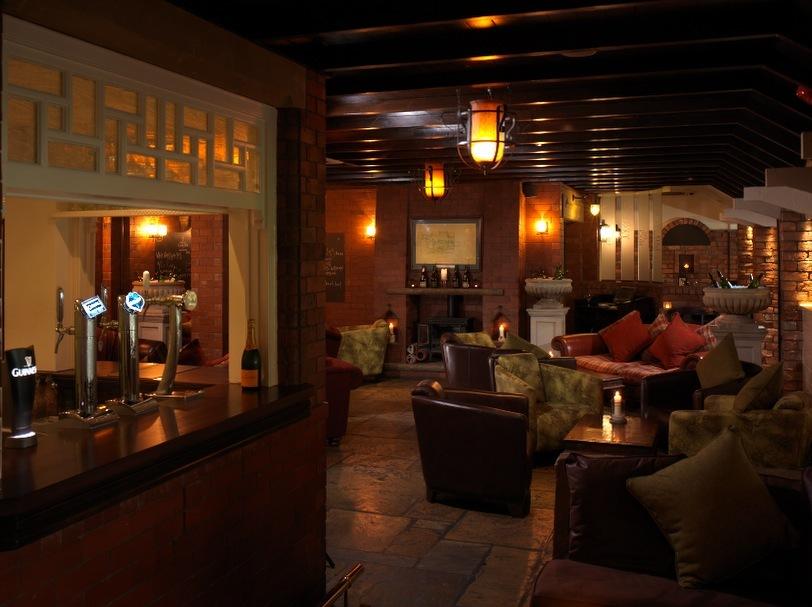 The walled garden - The grange hotel restaurant ...